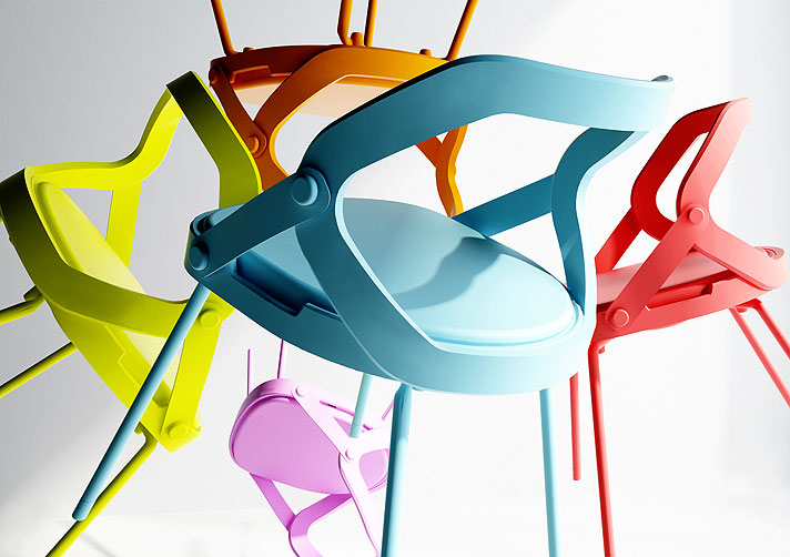 Bachag Chair by Joongho Design 6