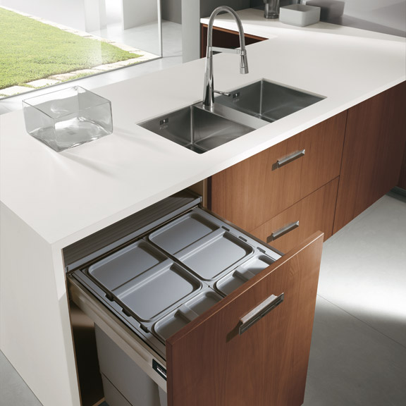 Barrique Kitchen by Italian company Ernestomeda 4