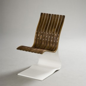 Modern Easy Chair by EJ Bespoke Furniture
