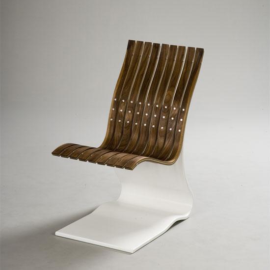 Modern Easy Chair by EJ Bespoke Furniture 1