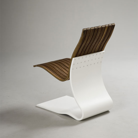 Modern Easy Chair by EJ Bespoke Furniture 3