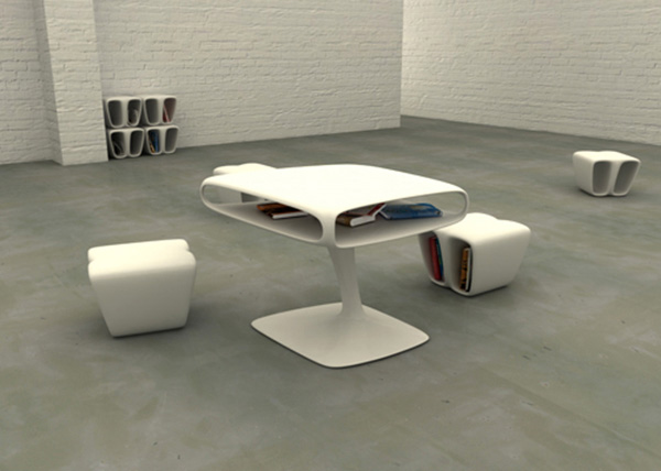 Elegant and Modern Bones Furniture Collection 1