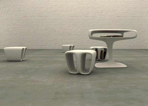Elegant and Modern Bones Furniture Collection 2