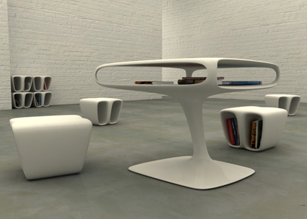 Elegant and Modern Bones Furniture Collection 3