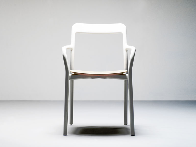 Branca Chair Inspired by Wooden branches 3