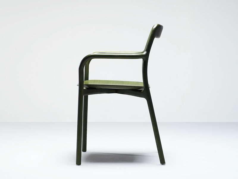 Branca Chair Inspired by Wooden branches 5
