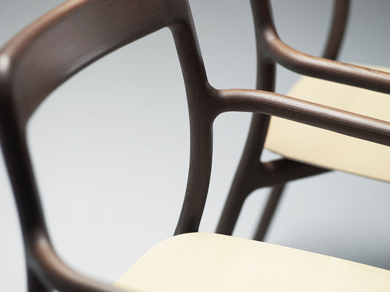 Branca Chair Inspired by Wooden branches 8