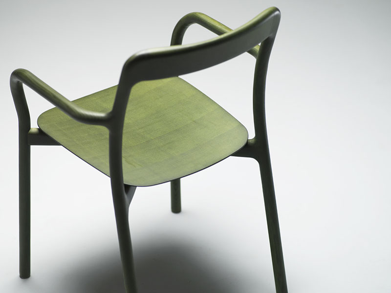Branca Chair Inspired by Wooden branches 9