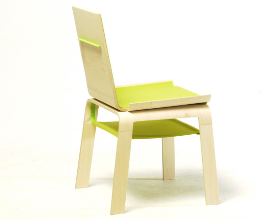 Changeable Coffee Table cum Chair by Wing Fung Ng 2