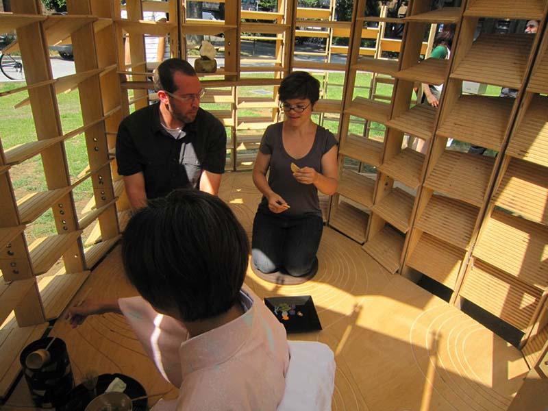 Digital Tea House Workshop 6