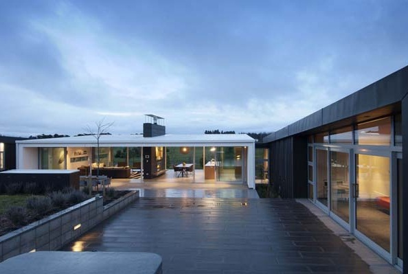 Dixon House Martinborough by Designgroup Stapleton Elliott 3
