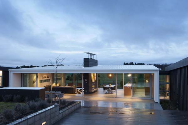 Dixon House Martinborough by Designgroup Stapleton Elliott 4