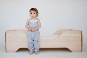 Echo Toddler Children&#039;s Bed by Kalon Studios