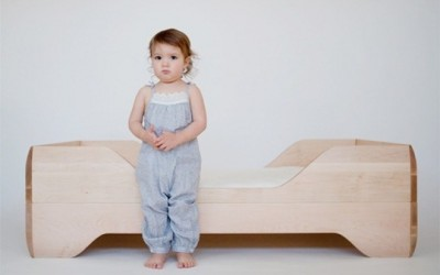 Echo Toddler Children's Bed by Kalon Studios