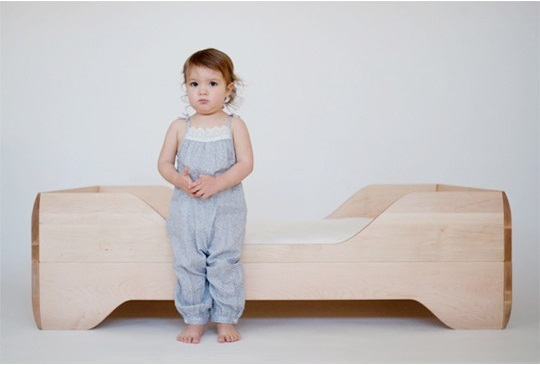 Echo Toddler Children Bed by Kalon Studios 1