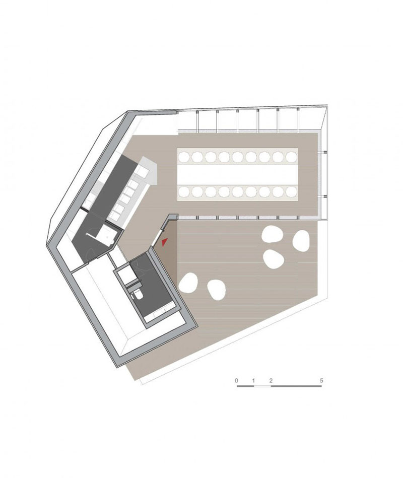 Electrolux Cube Dining Pavilion by Park Associati 8