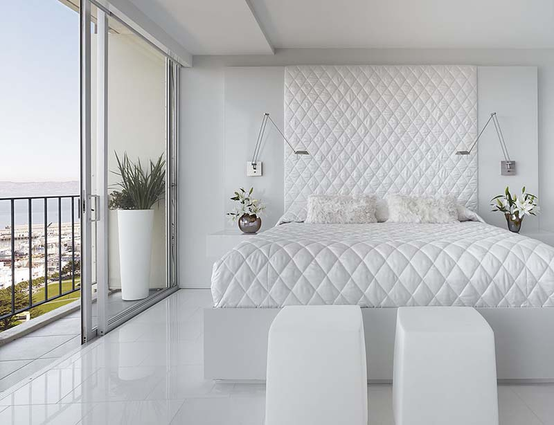 Fontana Apartment Bedroom Desin by Mark English Architects 5