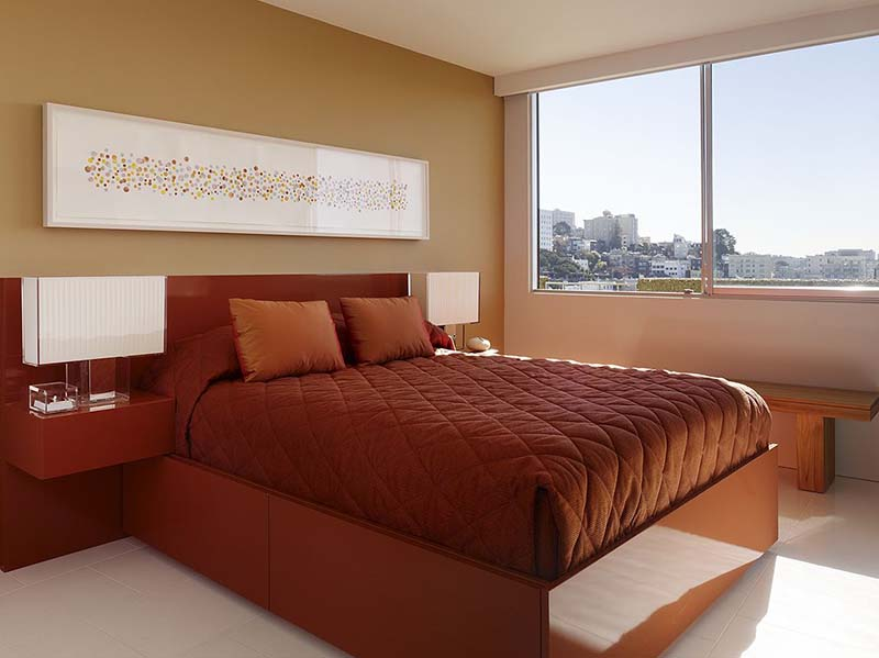 Fontana Apartment Bedroom Interiors