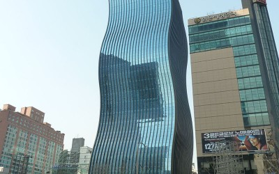 GT Tower East in Seoul by ArchitectenConsort