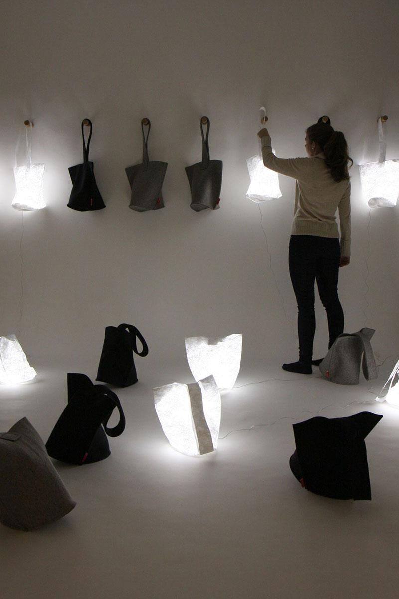 Hobo Lantern by Molo Design 6