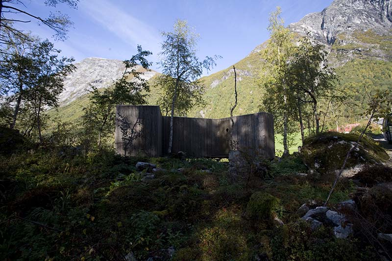 Juvet Landscape Hotel by Jensen and Skodvin Architects 4