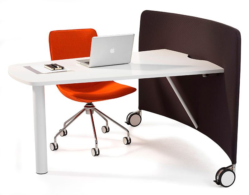 Mobi Flexible Mobile Workstation by Abstracta 1