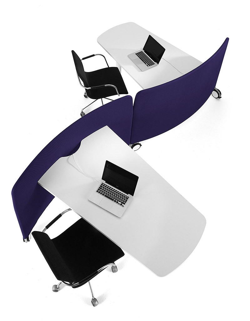 Mobi Flexible Mobile Workstation by Abstracta 11