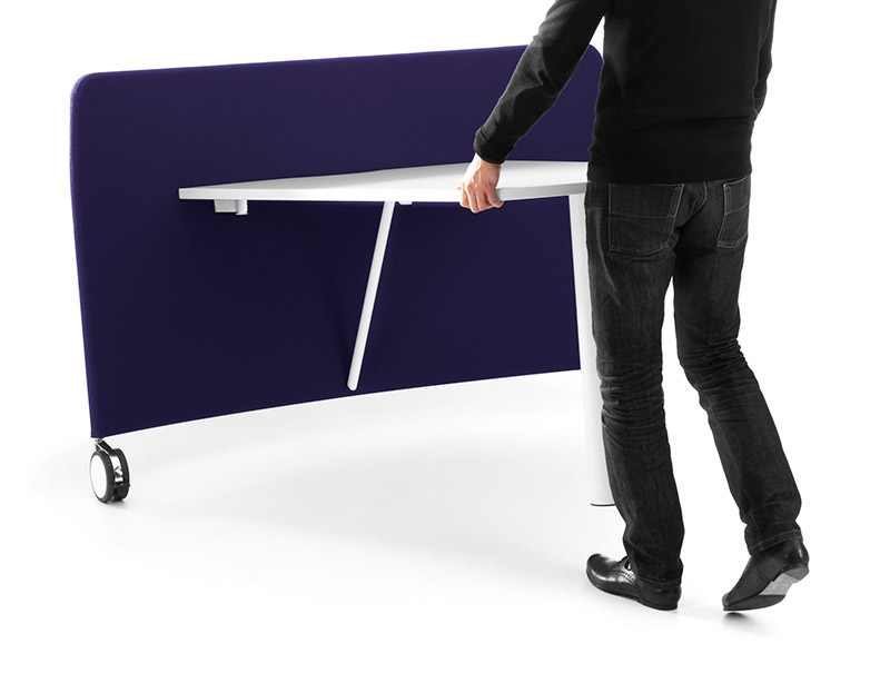 Mobi Flexible Mobile Workstation by Abstracta 14