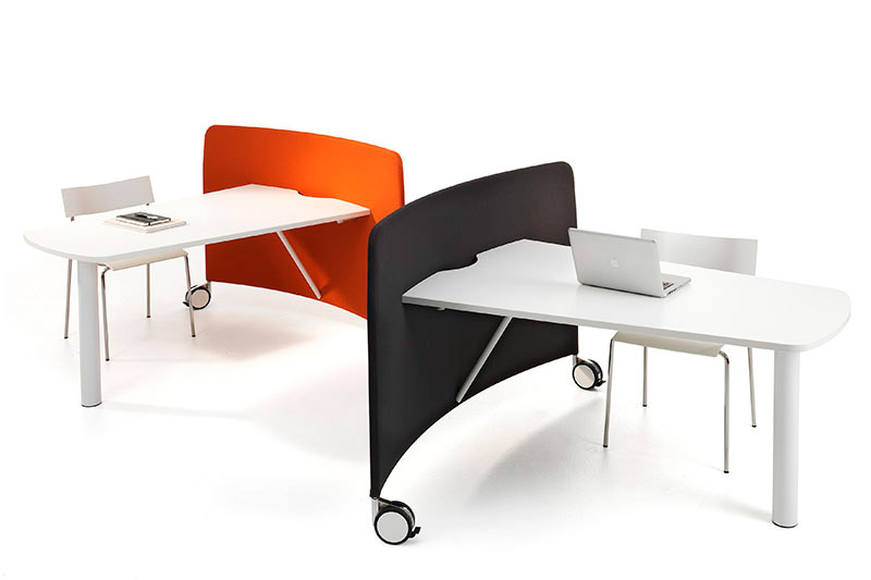Mobi Flexible Mobile Workstation By Abstracta