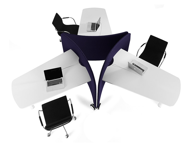 Mobi Flexible Mobile Workstation by Abstracta 8