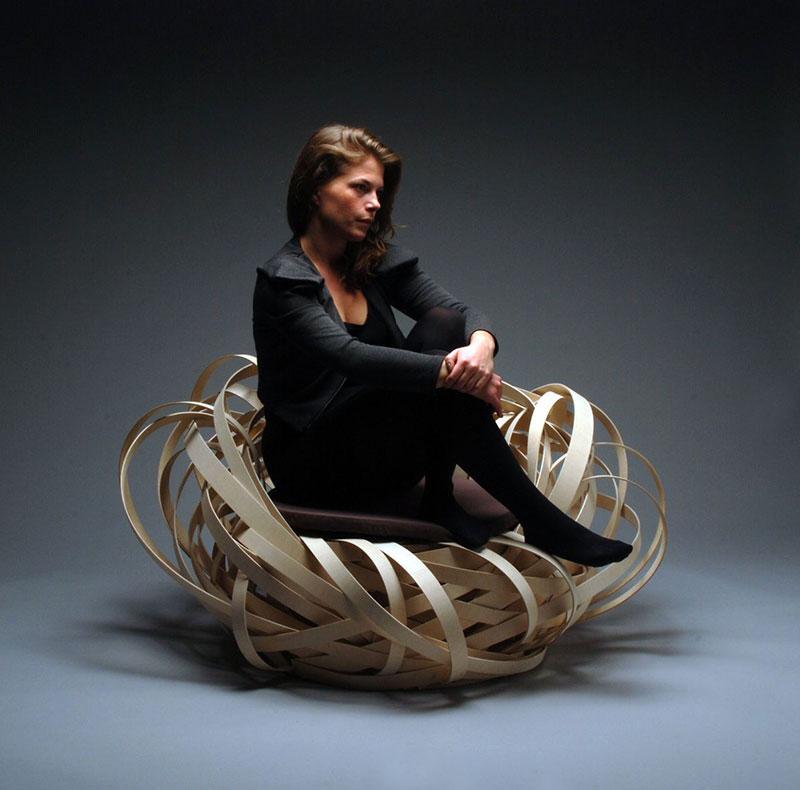 Nest Chair by Nina Bruun 3
