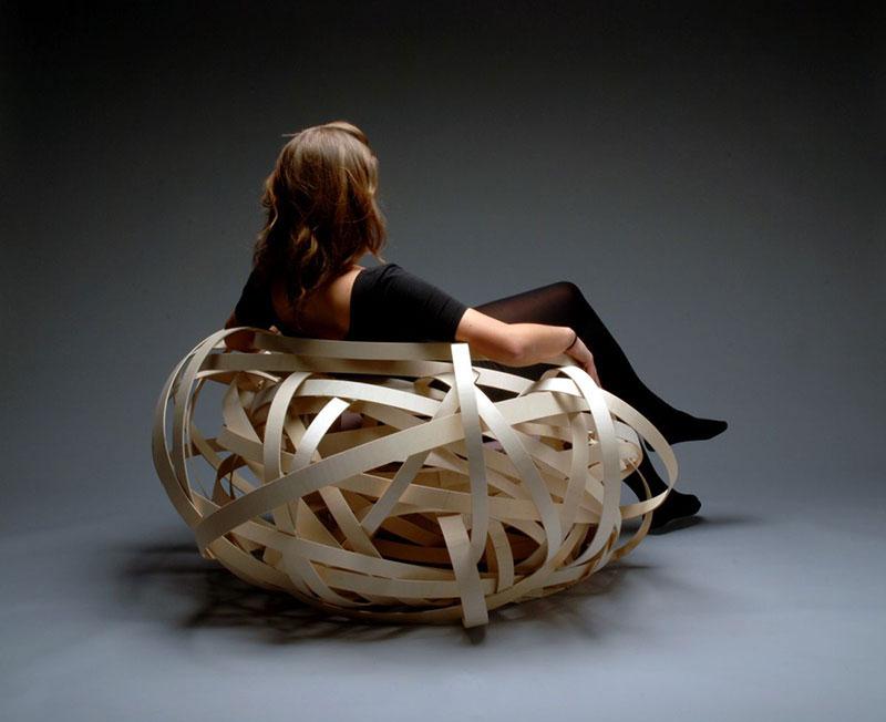 Nest Chair by Nina Bruun 4