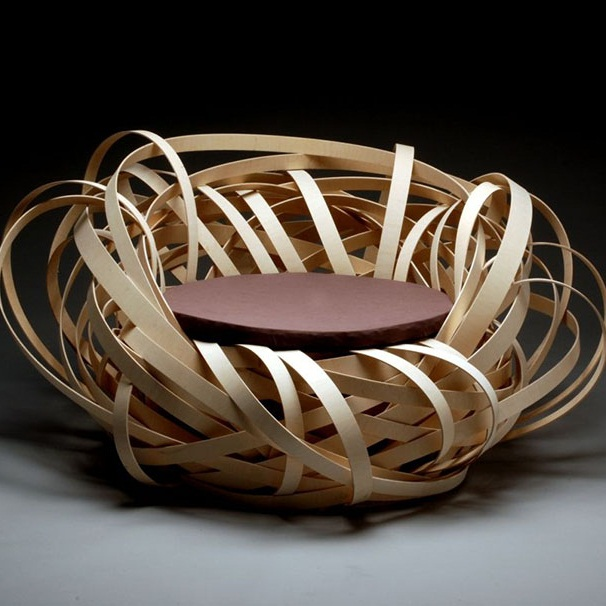 Nest Chair by Nina Bruun