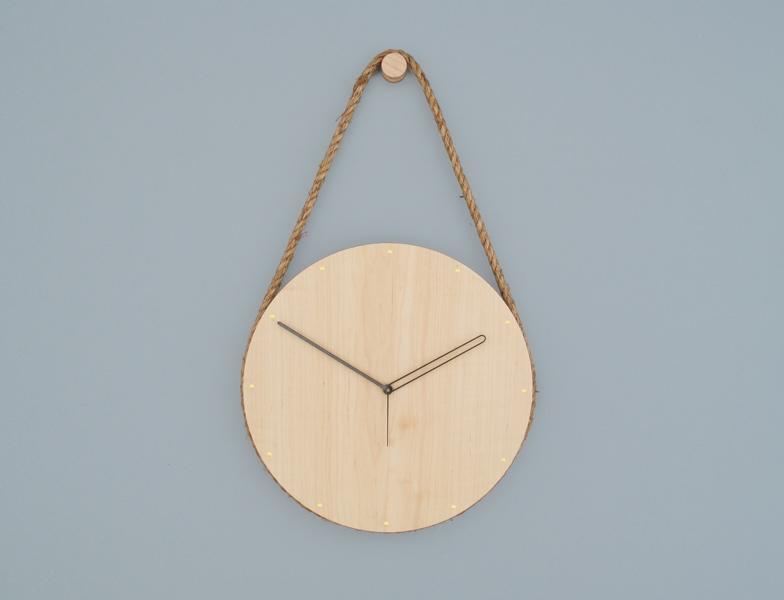 Hanging Clock 1