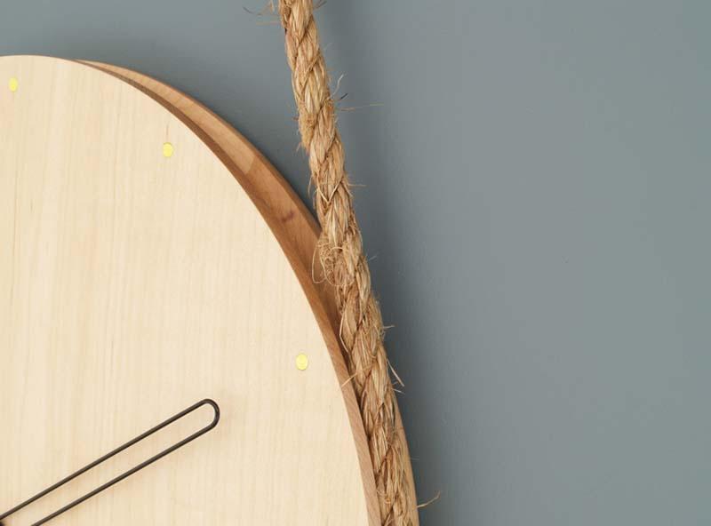 Hanging Clock 4