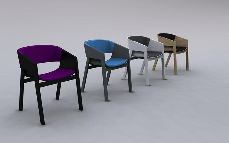 Merano Chair by Alex Gulfer 3