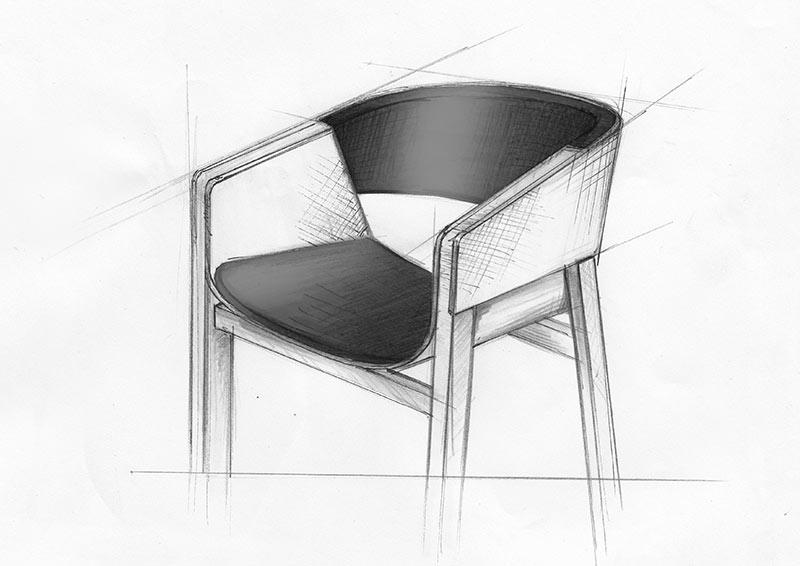 Merano Chair by Alex Gulfer 7