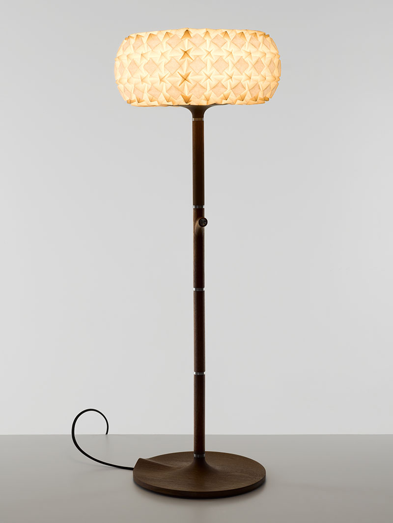 Molecules floor lamp 2