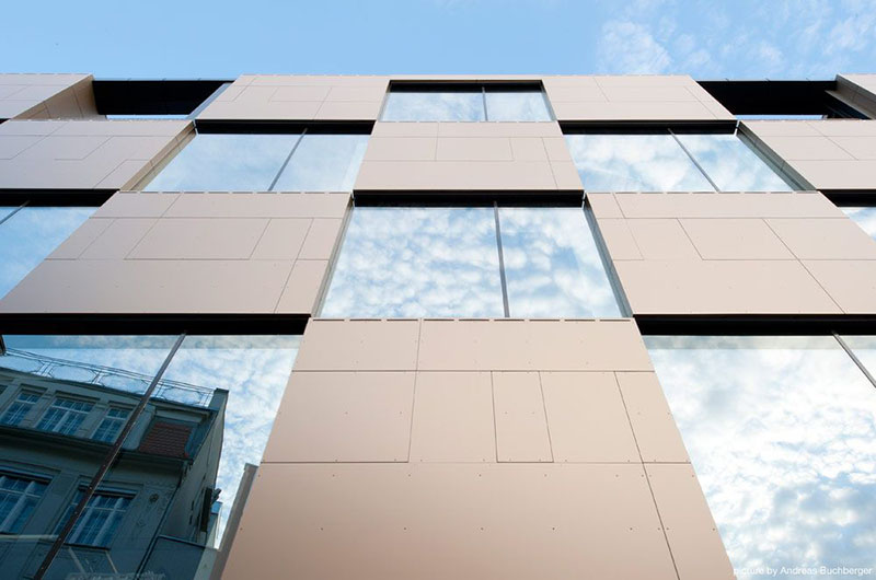 NIK Building by Atelier Thomas Pucher 3