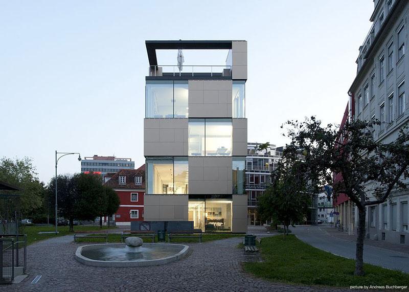 NIK Building by Atelier Thomas Pucher 4