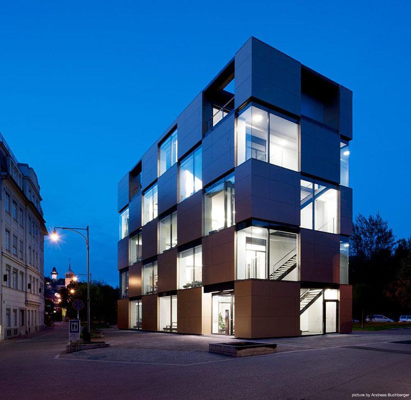 NIK Building by Atelier Thomas Pucher 5