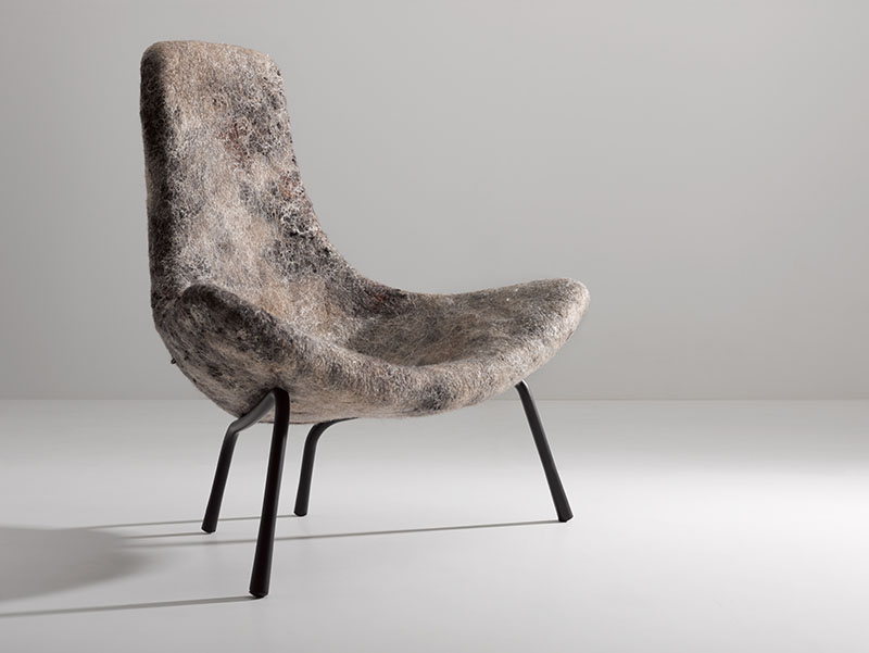 Rapa Felt Chair 1