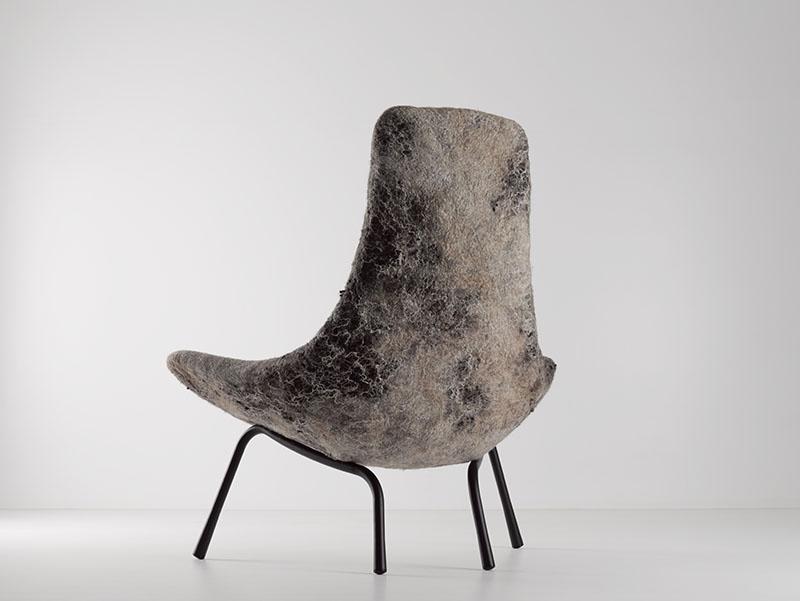Rapa Felt Chair 3