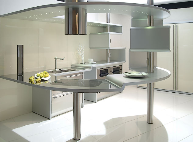 Acropolis Kitchen by Snaidero 2