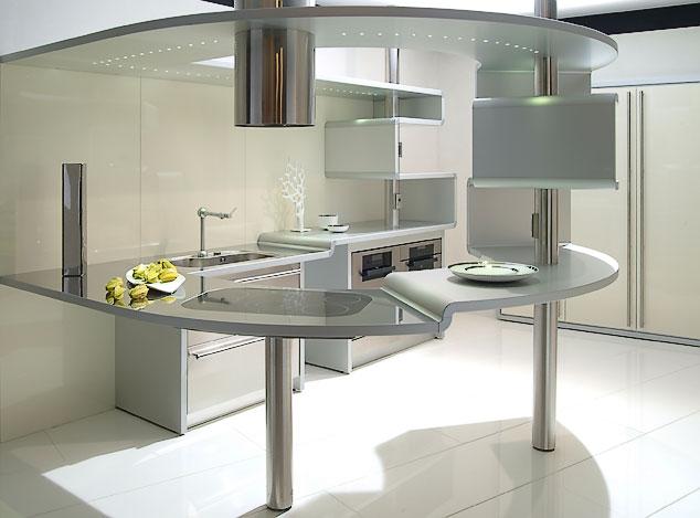 Acropolis Kitchen By Snaidero 2