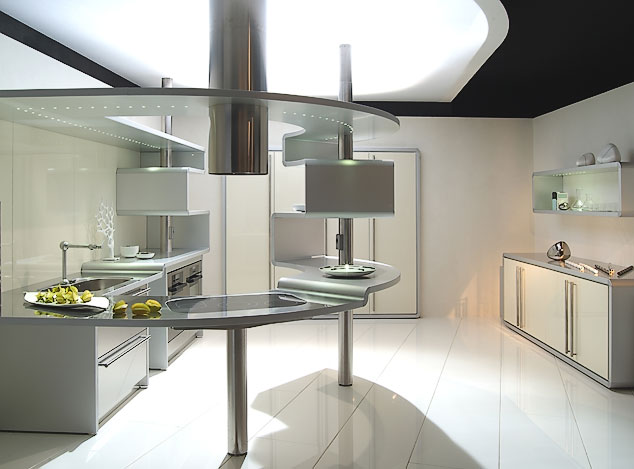 Acropolis Kitchen by Snaidero 8