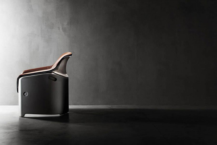 Avus Chair by Konstantin Grcic for Plank 8