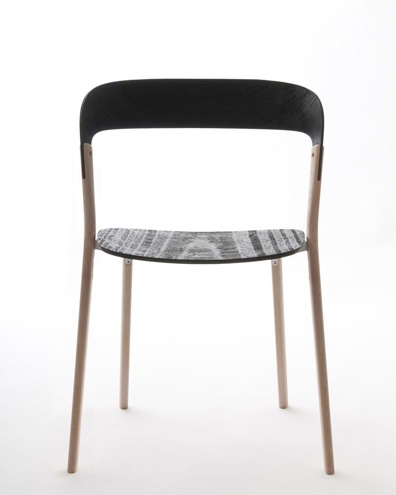 Baguettes Chair by Ronan and Erwan Bouroullec 2
