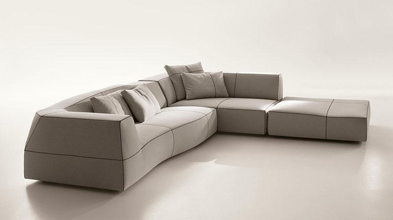 Bend Sofa by Patricia Urquiola 1