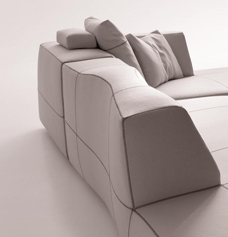 Bend Sofa by Patricia Urquiola 3